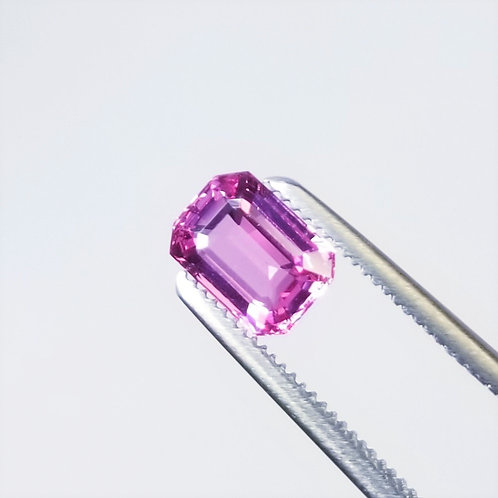 Pink Sapphire 1.39 ct
