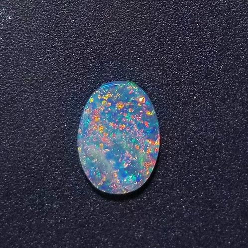 Australian Black Opal 4.72 ct