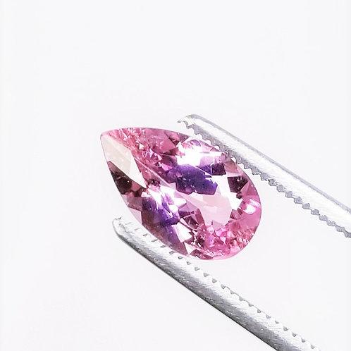 Pink Tourmaline 1.68 ct