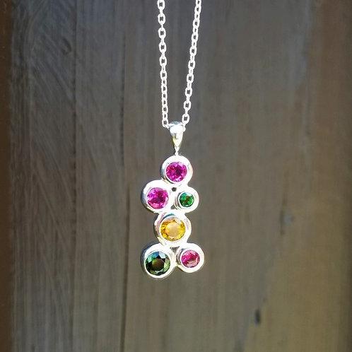 Brilliant Bubbles Necklace