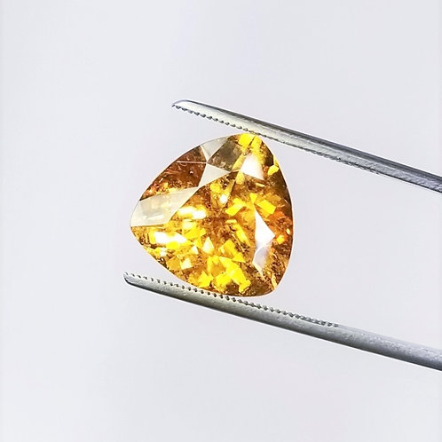 Hessonite Garnet 16.37 ct