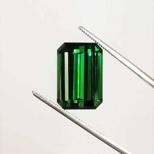 Green Tourmaline 15.28 ct