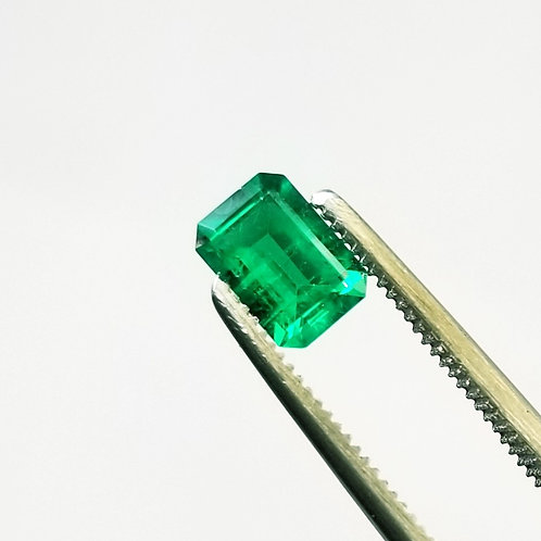 Emerald 0.77 ct