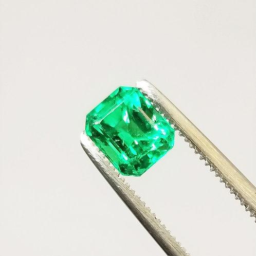 Emerald 1.23 ct