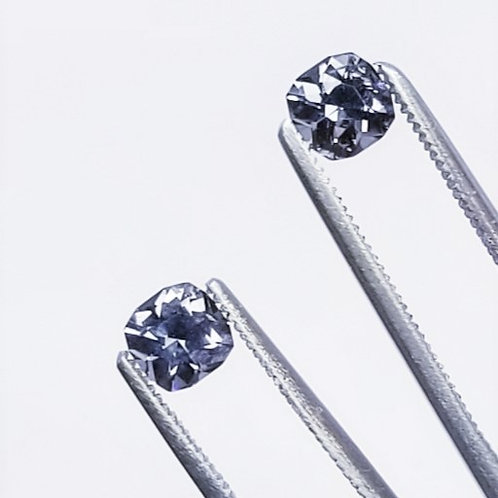 Gray Spinel 1.63 cttw
