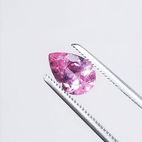 Pink Tourmaline 1.55 ct