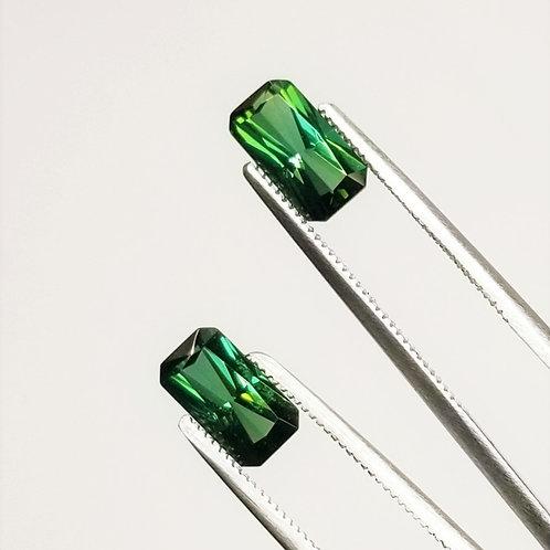Green Tourmaline 2.80 cttw