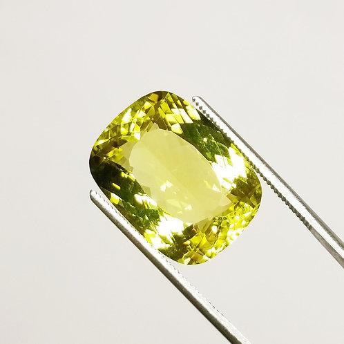Lime Quartz 18.90 ct