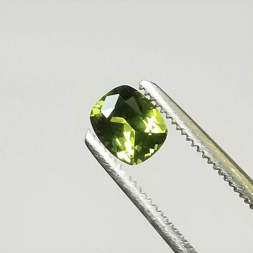 Green Sapphire 0.97 ct