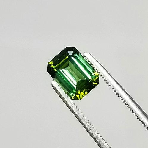 Green Tourmaline 2.26 ct