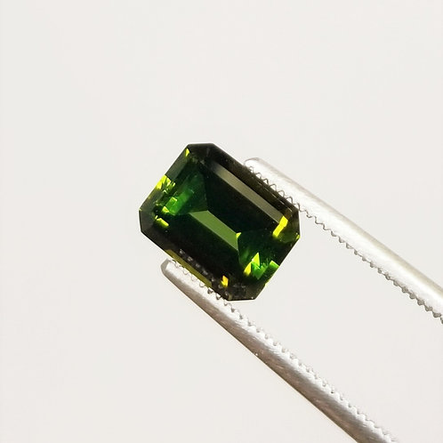 Green Tourmaline 2.78 ct