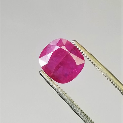 Ruby 2.60 ct