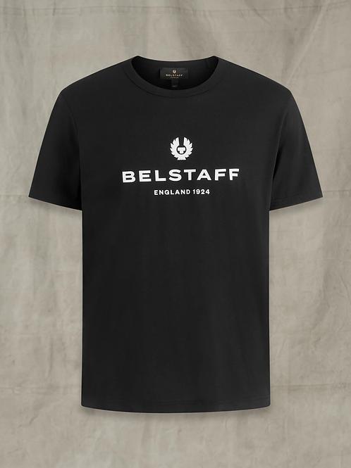 1924 T-Shirt In Black