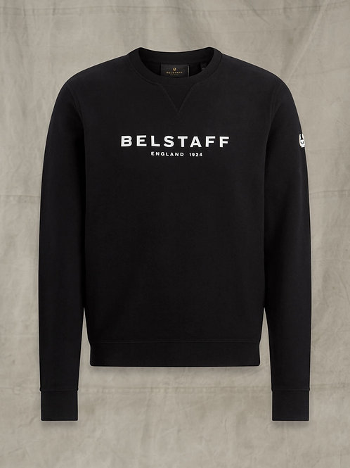 1924 sweatshirt in black