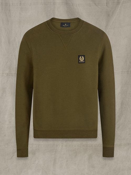 Classic Sweater In Salvia