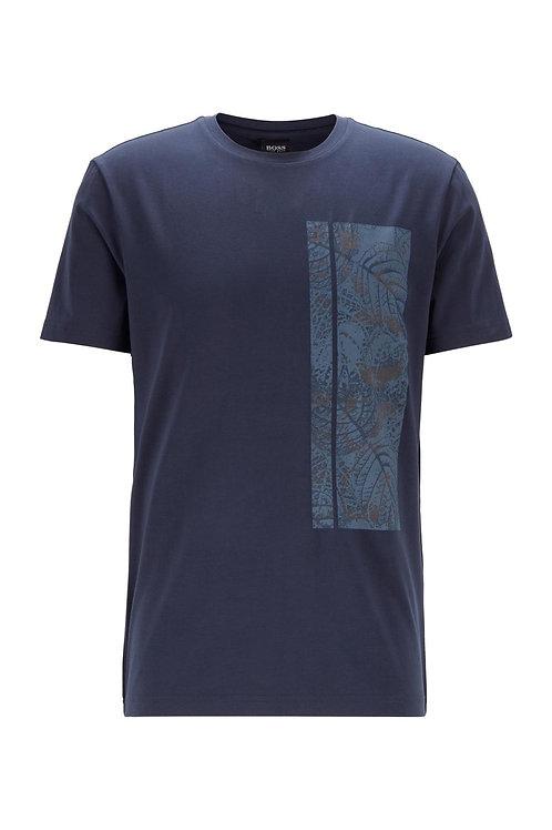 Tee 10 In Dark Blue