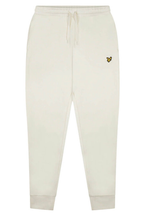 Lyle & Scott Skinny Sweatpants in Vinilla