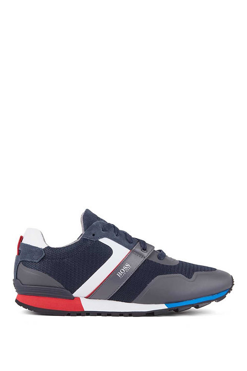 Parkour Runn Trainers in Blue