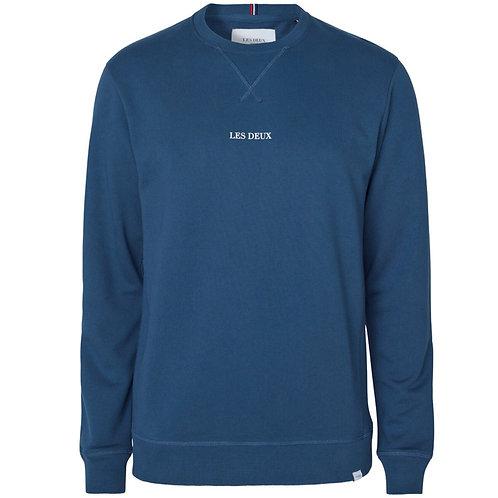 Lens Sweatshirt In Blue