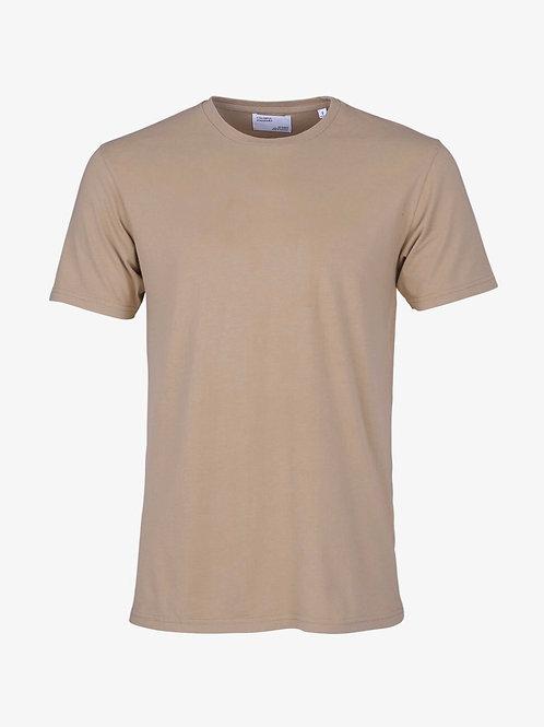 Colourful Standard Classic T-Shirt in Desert Khaki
