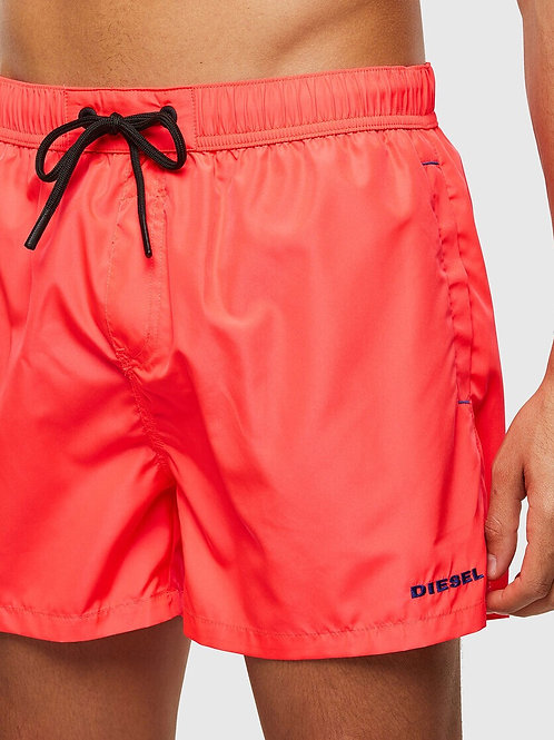 Mid Length Swim Shorts in Pink