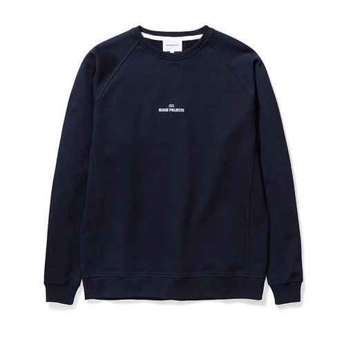 Ketel Wave Logo Sweat Navy