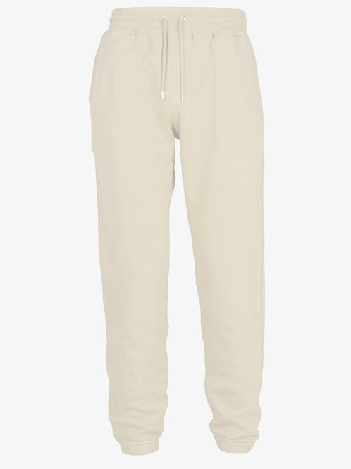 Colourful Standard Classic Sweatpants in Ivory White