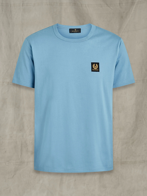 Short Sleeve T-Shirt in Airforce Blue