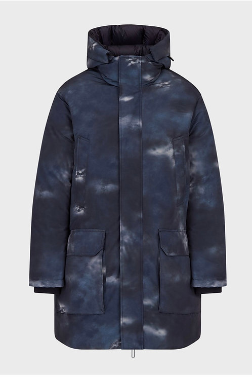 Storm Cloud Down Jacket