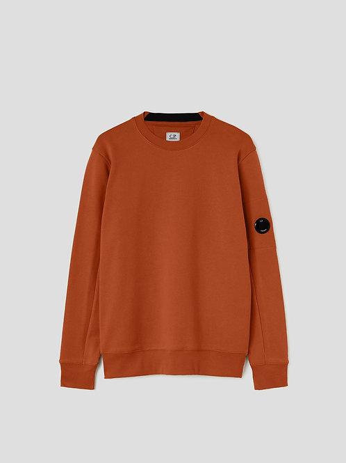 Garment Dyed Lens Sweatshirt in Desert Sun