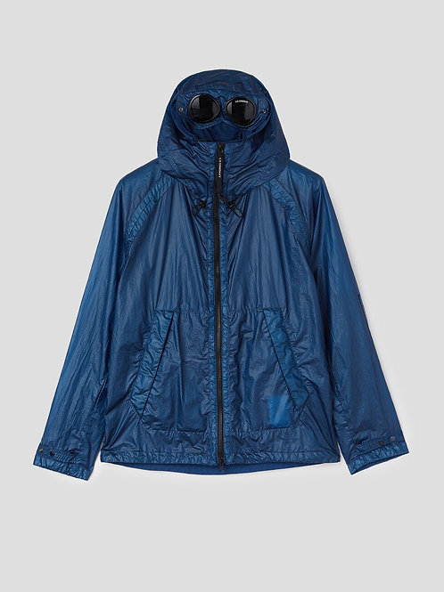 NyBer Garment Dyed Goggle Jacket
