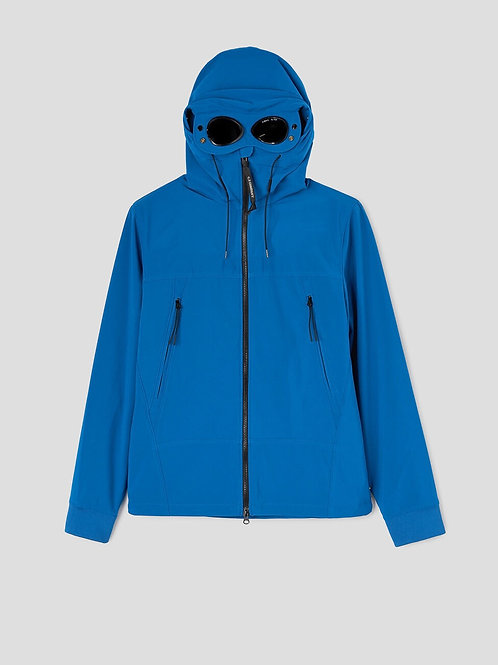 C.P. Shell-R Medium Goggle Jacket In Lyons Blu