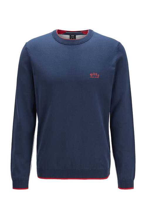 Ritson Roundneck in Navy
