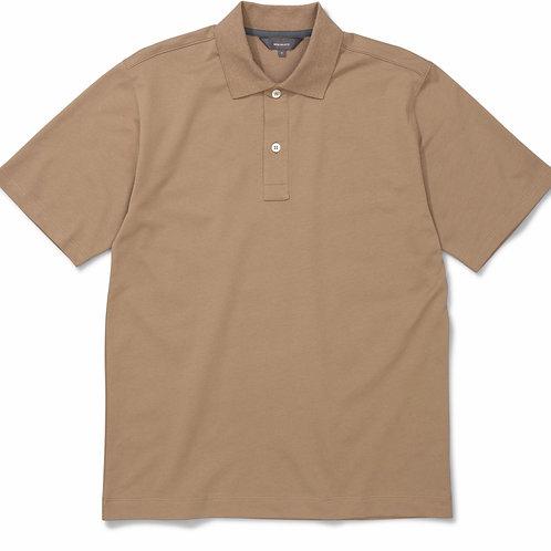 Ruben Coolmax Polo Shirt In Uility Khaki