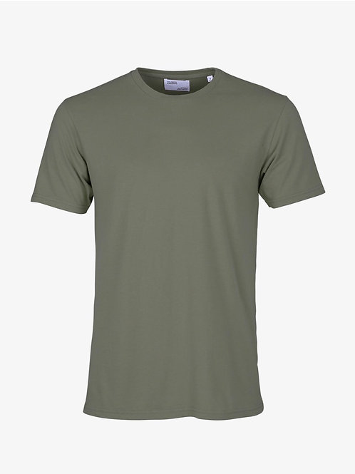 Colourful Standard Classic T-Shirt in Dusty Olive