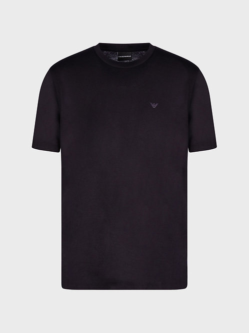 Travel Essentials Supima T-shirt in navy