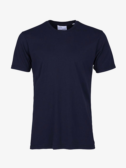Colourful Standard Classic T-Shirt in Navy