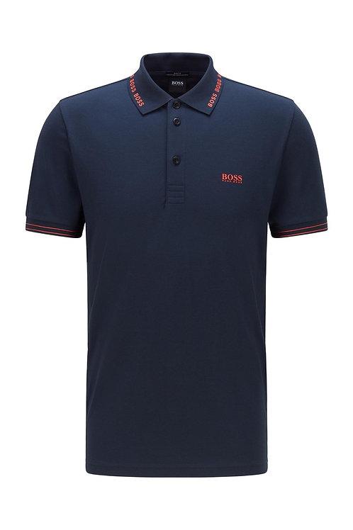 Paule Polo Shirt In Navy