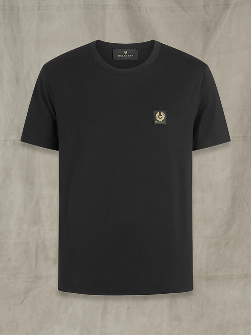 Badge T-Shirt In Black