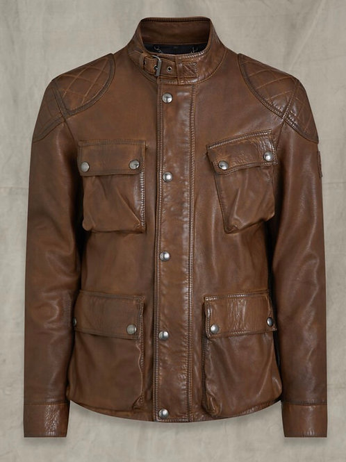 Fieldbrook 2.0 Jacket in Walnut