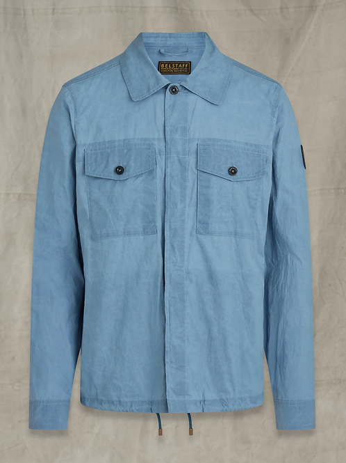 Recon Overshirt in Airforce Blue