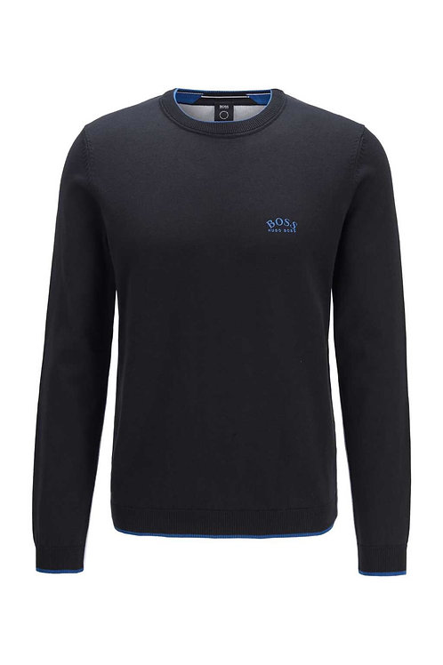 Ritson Roundneck in Black