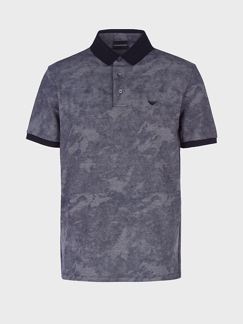 Storm Polo in Navy