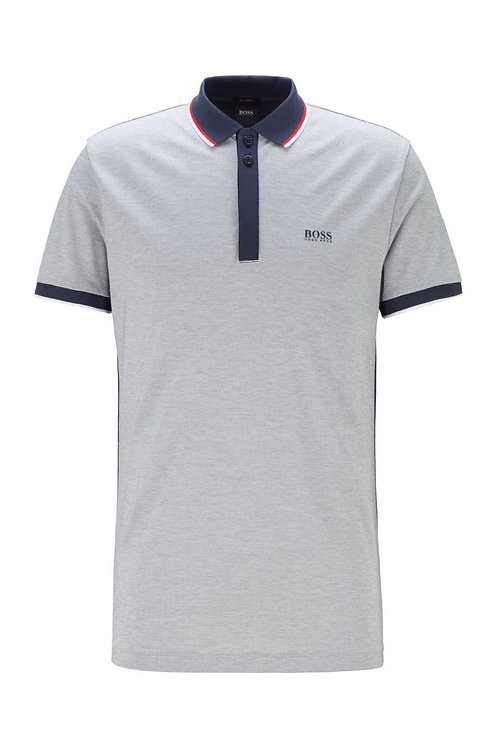 Paddy 2 Polo Shirt in Navy