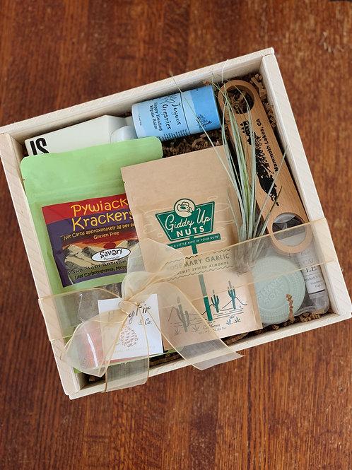 The Arrowhead Wedding Box