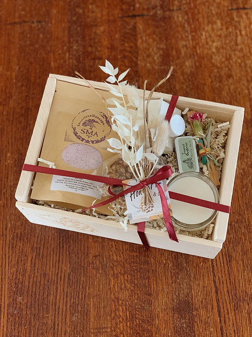 The Sunstone Wedding Box