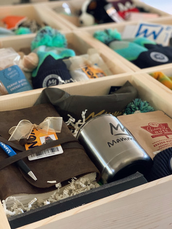 Curated Mountain Gifting