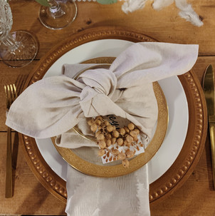 Table Setting (top)