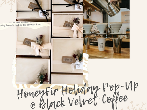 WE'RE HOLIDAY POPPING UP!