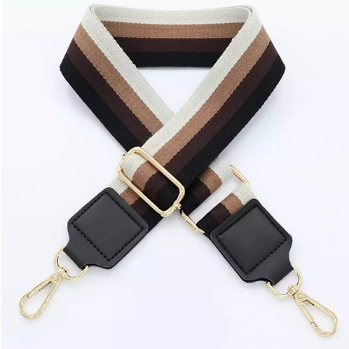 Kelly Strap, Black/Multi